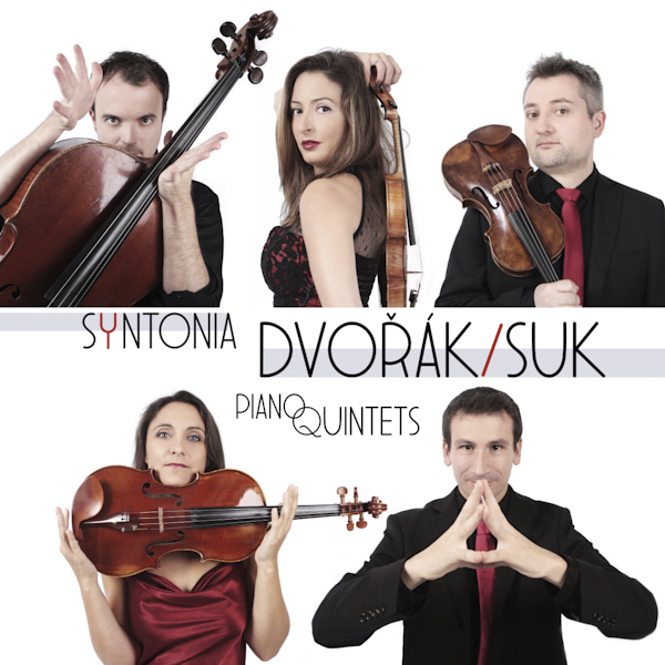 Syntonia Dvorak Suk Romain David